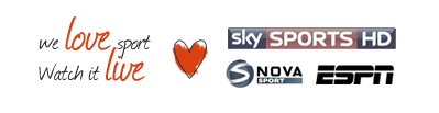 We Love Sport - watch it here, Sky Sport, ESPN, NOVA Sport